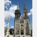 HR Zagreb - Cathedral of the Assumption of the Blessed Virgin Mary