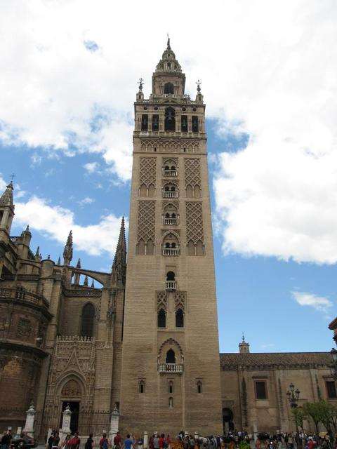 Sevilla - Cathedral Tower