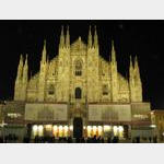 Milan - Cathedral at Night